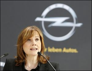 Mary Barra, GM chief executive, apologized for the tragedies.