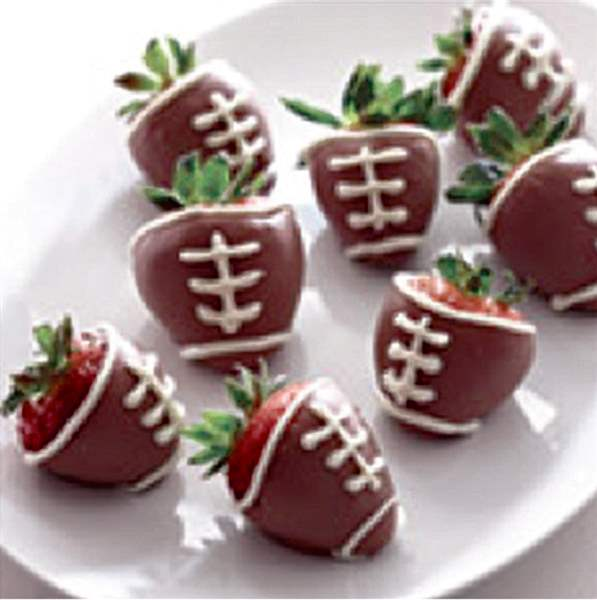 Strawberry-Footballs