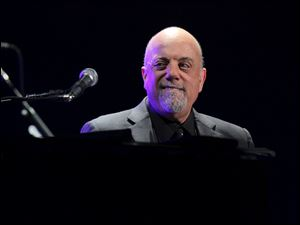Billy Joel performs his first show of his Madison Square Garden residency Monday in New York.