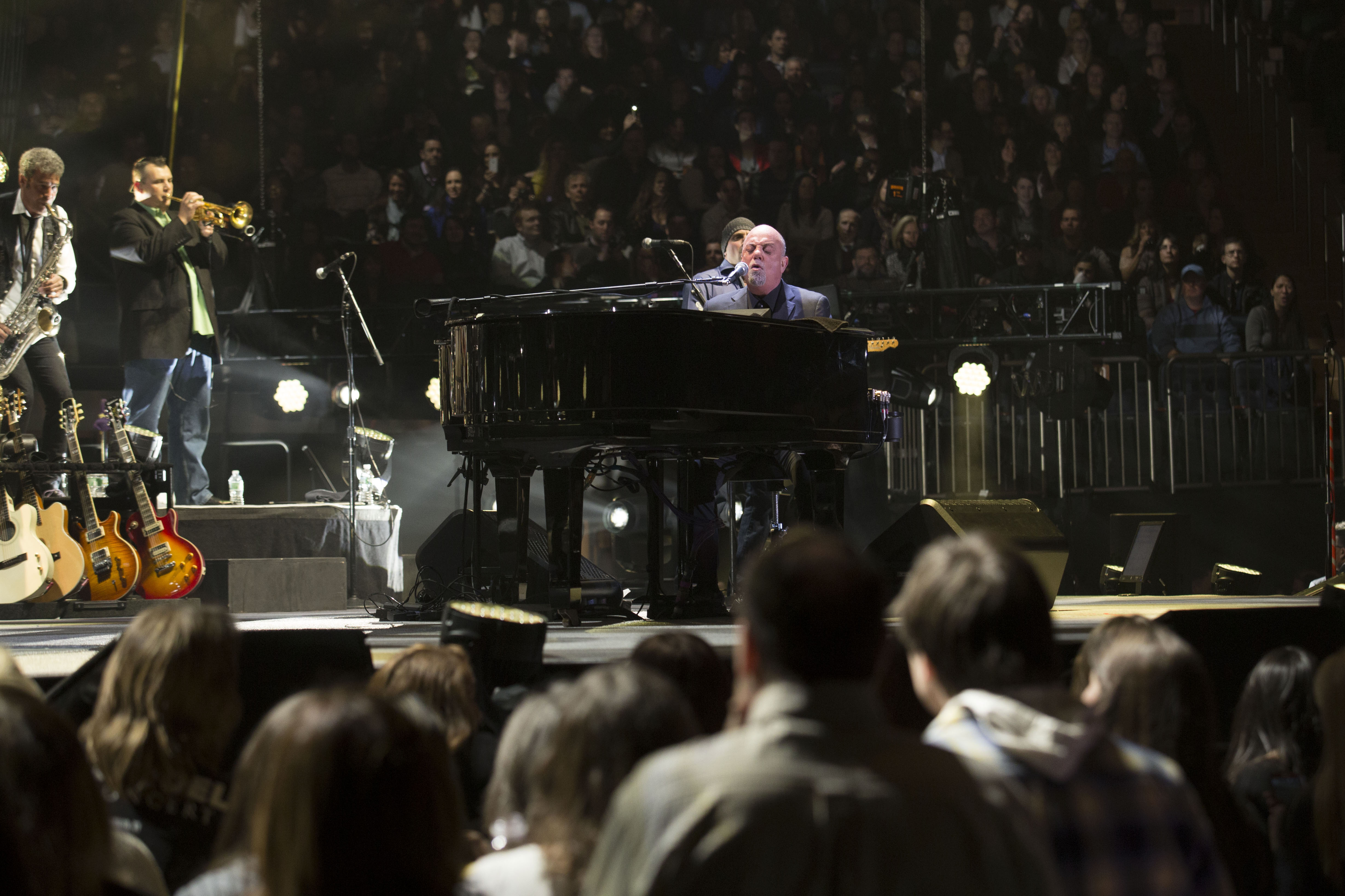 Billy Joel Begins Madison Square Garden Residency The Blade