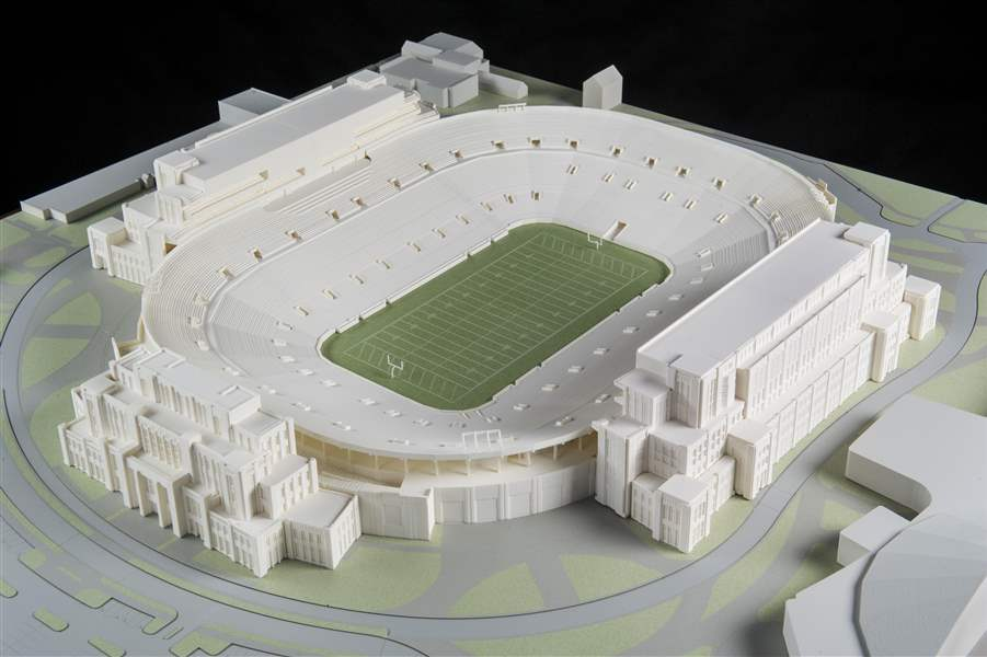 A-model-of-The-University-of-Notre-Dame-s-new-football