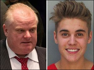 Ford and Bieber