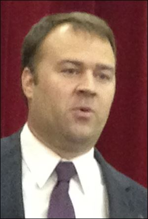 Democrat David Pepper