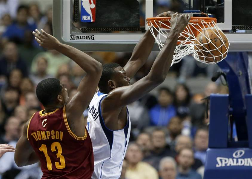 Cavaliers-Mavericks-Basketball-2