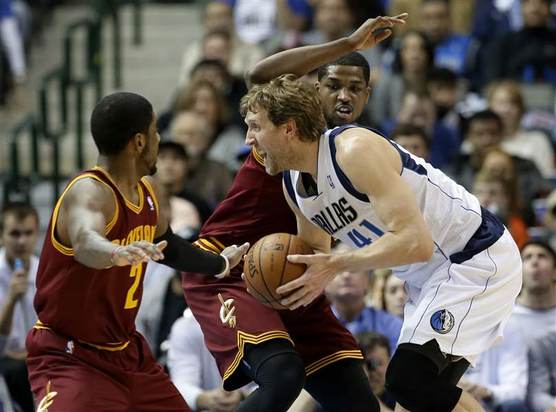 Cavaliers-Mavericks-Basketball-3