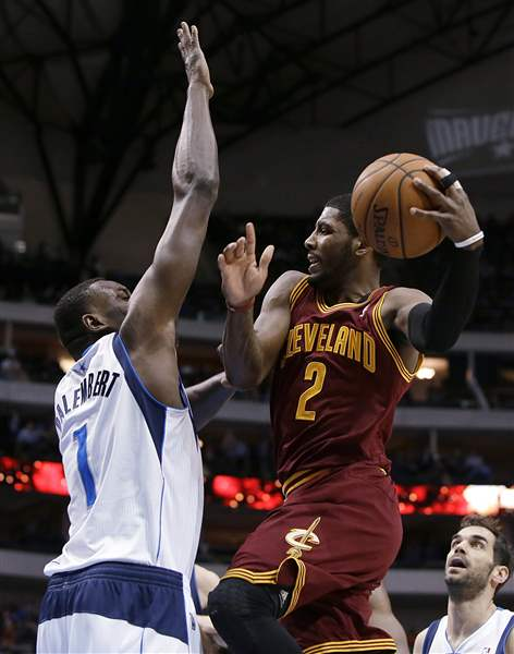 Cavaliers-Mavericks-Basketball