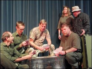 'M*A*S*H' will be performed Feb. 14-15 and Feb. 21-22 at 8 p.m., and Feb. 16 at 3 p.m. in Fassett Auditorium, 3025 Starr Ave. in Oregon.