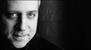 Pianist Jeremy Denk comes to Bowling Green State University on Feb. 14-16.