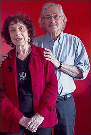 Harry and Lynne Sharon Schwartz built a roster of authors in 1963.