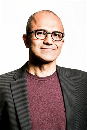 Software giant Microsoft this week tapped 22-year company veteran Satya Nadella for the top job of chief executive.