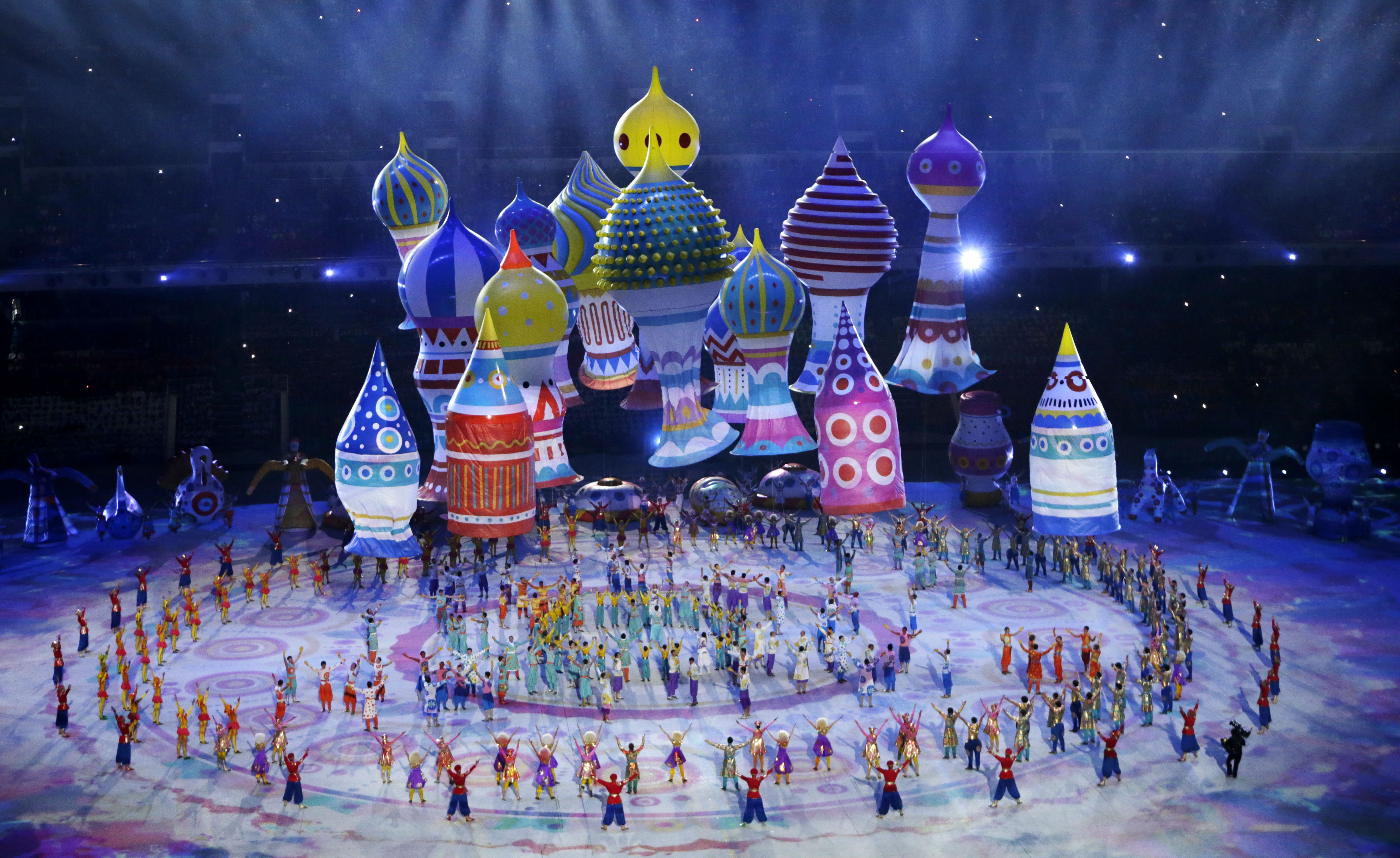 The are often olympics winter how