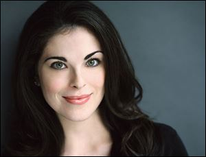 Stepping up to cover many musical styles will be Sarah Jane McMahon, the bubbling, multi-talented New Orleans native last heard locally in 2011 as Violetta in Verdi's La Traviata.