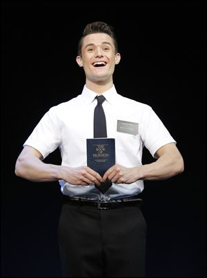 Mark Evans as Elder Price in the first
