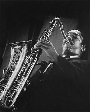Jazz great John Coltrane  and other African-American artists added to the national identity.