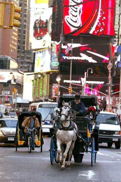 NYC-Carriage-Horses