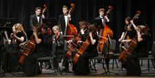 Members-of-Classic-Strings-perform-durin
