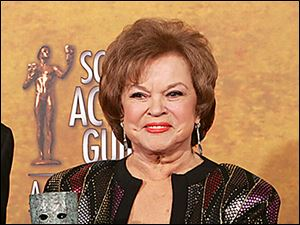 Shirley Temple Black got the Screen Actors Guild Awards life achievement award in 2006.