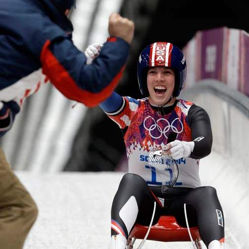 APTOPIX-Sochi-Olympics-Luge-Women-hamlin-and-coach