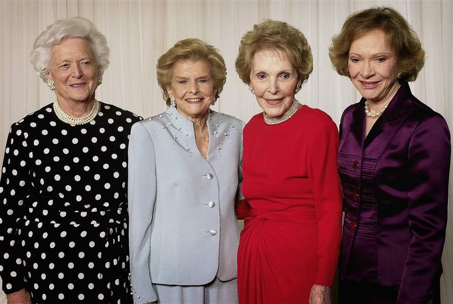 FIRST-LADIES