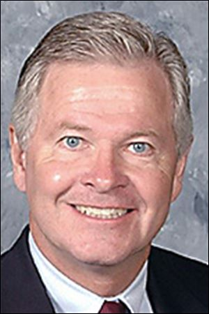 State Rep. Rex Damschroder (R., Fremont) will try to refile as a write-in candidate for a third two-year term.