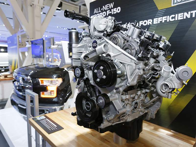Ford s new engine likely for lima the blade for Ford motor company lima ohio