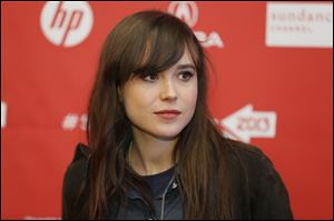 Ellen Page is most known for her starring role in