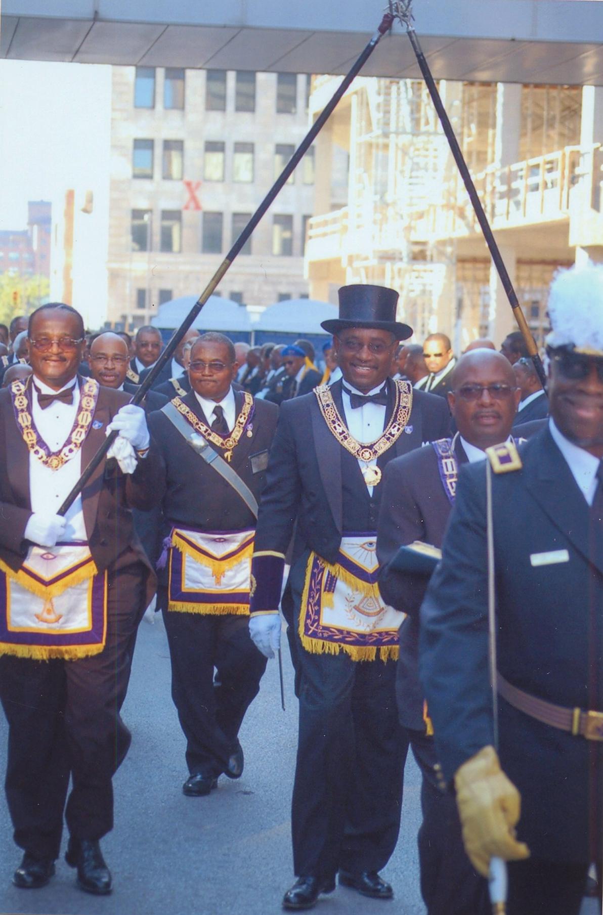 Local Prince Hall Masons mark 150 years of history ...