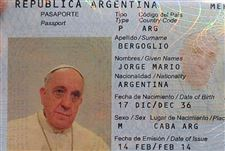Argentina-Pope-Passport
