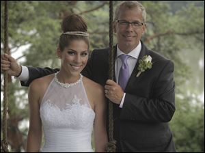 Chelsea Wawrzyniak and Robert Croak; Married June 29; Ceremony: at their home in Maumee; Parents: Richard and Antoinette Wawrzyniak of Toledo and The late Patricia Scott and the late Mike Croak, both of Toledo.