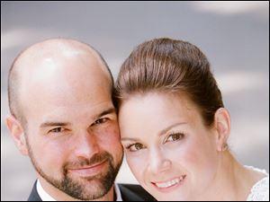 Greg Allen and Emily Goligoski of Bernal Heights in San Francisco; Married Sept. 1; Ceremony: The outdoor arts club in Mill Valley, Calif.; Reception: The historic garden at the arts club; Parents: Tim and Sally Goligoski of Perrysburg and Jim and Bernice Allen of Richmond, Va.