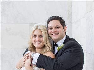 Joseph VanDorn and Alexandra Weber of Wexford, Pa.  Married Dec. 28; Ceremony: Historic Church of St. Patrick; Reception: The Toledo Club; Parents: James and Christine Weber of Toledo, Michelle VanDorn of Bellaire, Ohio, and Paul and Vickie VanDorn of Marion, Ohio.