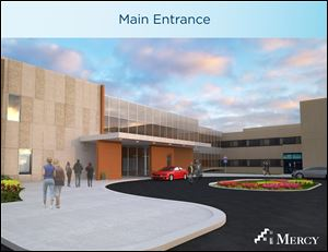 Mercy officials will announce today the expansion of St. Charles Hospital to include the Behavioral Health Institute.