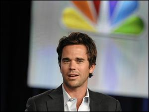 David Walton stars in the new series 'About a Boy.'