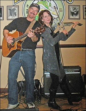 Tim Blake and Michele will entertain at Bell Mell Tavern in Port Clinton.