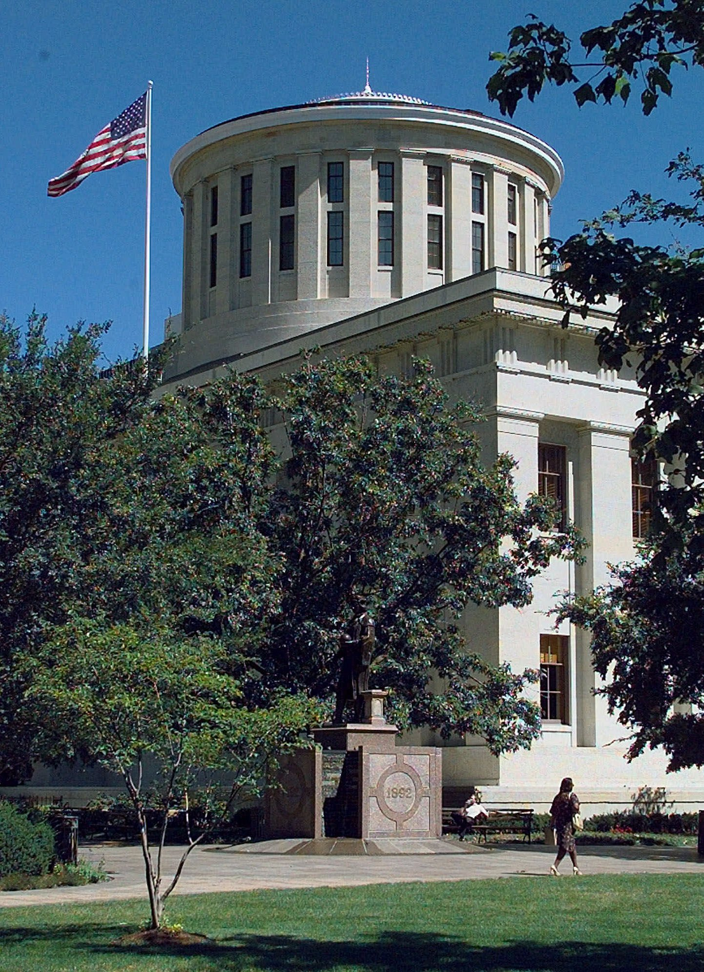 Ohio house votes to give schools more calamity days the for Columbus capitale