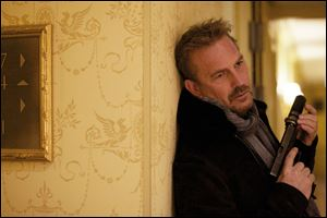 Kevin Costner in a scene from '3 Days to Kill.'