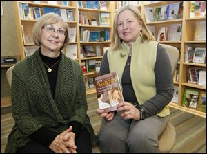 Nurses Beth White, left, and Patricia Ringos Beach are authors of 'In the Shadows: How to Help Your Seriously Ill Adult Child.' The book received an award last year from the American Journal of Nursing.