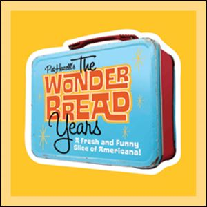 On Sunday  the River Raisin Centre for the Arts in Monroe presents 'The Wonder Bread Years.'