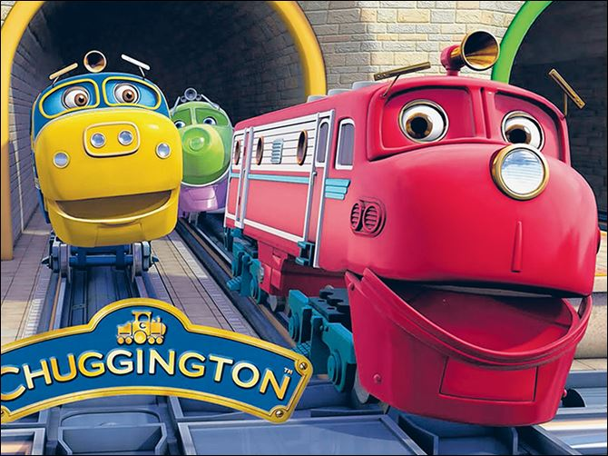 The creators of '€˜Chuggington'€™ thought there was r The creators of '€˜Chuggington'€™ thought there was room for another train-themed show aimed at preschoolers.