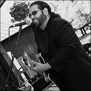 Eddie Molina will perform today at Stellas restaurant and Bar in Perrysburg.