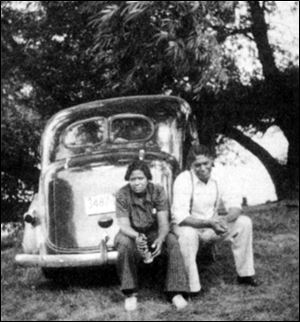 Frank and Sarah Hines turned their Hines Farm  in rural western Lucas County into a mecca of blues, jazz, and R&B from the early 1950s until the mid 1970s.