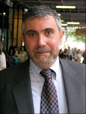 Paul Krugman has been a professor at Princeton's Department of Economics and in the Woodrow Wilson School of Public and International Affairs since 2000, according to the Ivy League school in New Jersey.