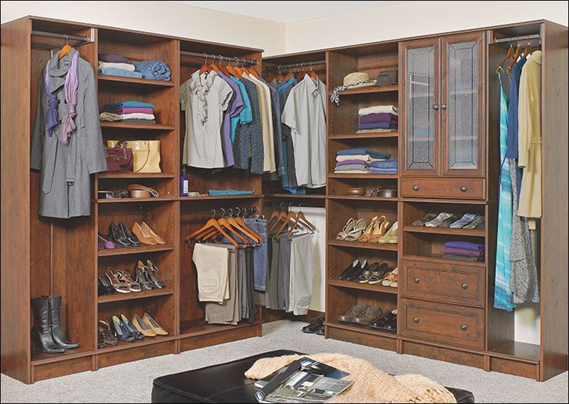 Sauder grabs some hip hop cred toledo blade for Woodtrac closets