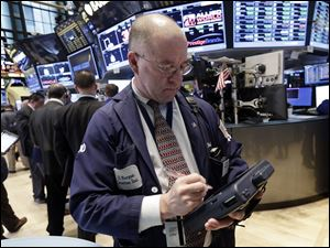 Markets climbed despite standoff overseas.