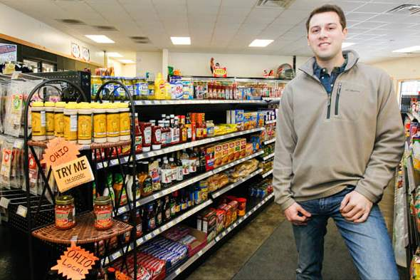 Zac-Oswald-of-Berkey-among-the-grocery-items-the-st