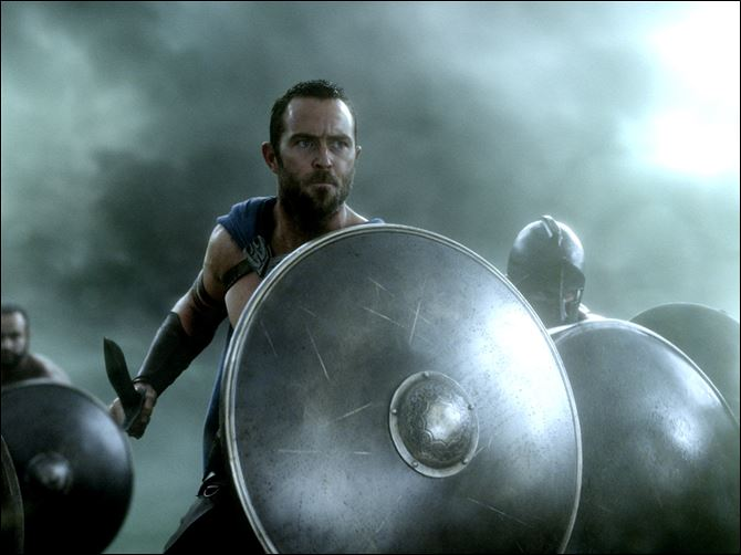 Film Review 300 Rise of An Empire Sullivan Stapleton plays Themistokles, an Athenian politician and naval commander.