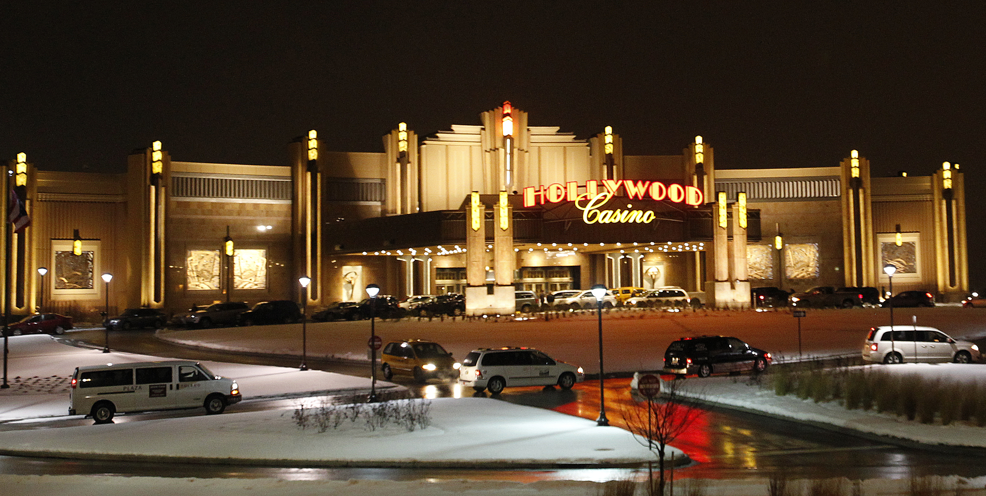 hollywood casino toledo reports in  15 3m in adjusted