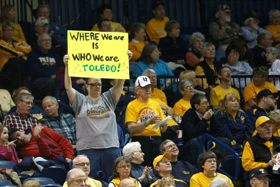 A-fan-holds-up-a-sign-in-support-of-Toledo