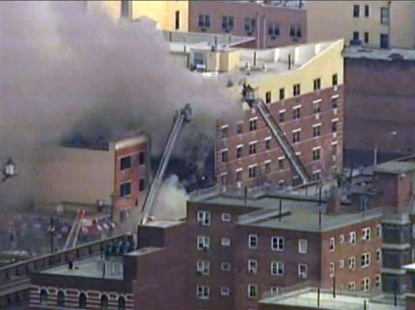 Explosion Levels 2 Nyc Buildings And Kills 5 People More