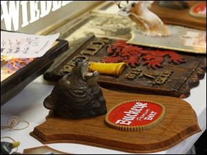Buckeye animal plaques on sale.